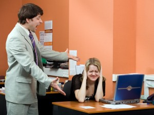 Moobing o acoso laboral/ Foto Internet