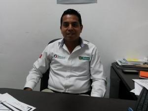 Gustavo Moreno González, director de Cultura de Cd. Madero