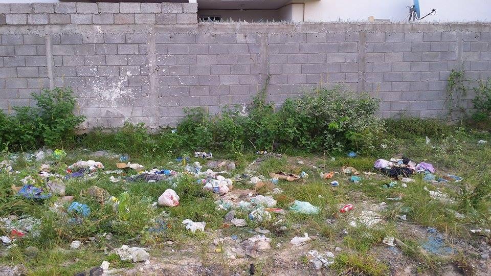 0108- basurero clandestino en Altamira
