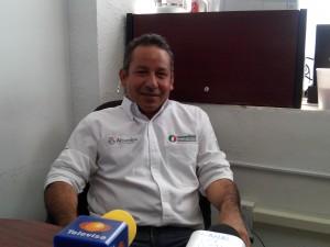 1008-secretario general de la sección 212 del sindicato petroquímico Julio Alfaro Flores.