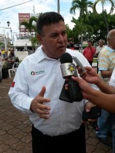 Gerardo Holguín, Secretario de Desarrollo Urbano de Cd. Madero
