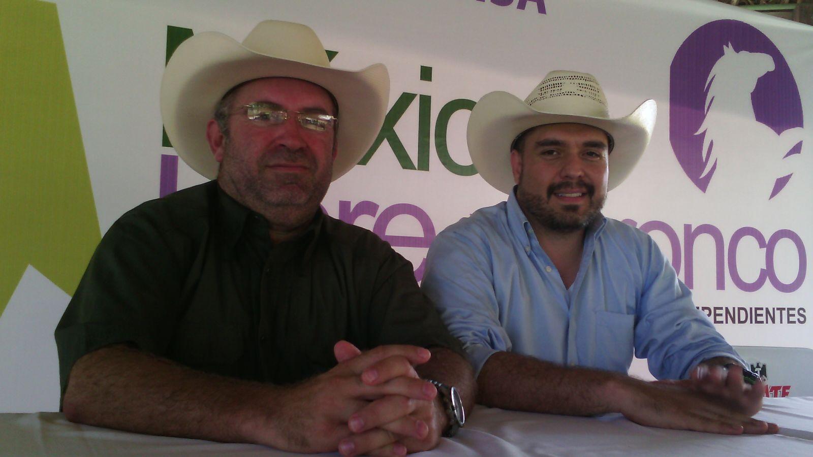 José Manuel de León y Rafael Jiménez