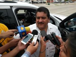Armando López Flores, alcalde de Altamira