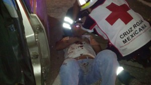 0311- Accidente en Bulevar López Mateos Tampico