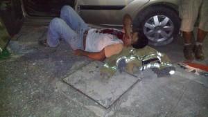 0311- Accidente vehicular en bulevar López Mateos