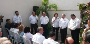 El anuncio se realizó en la inauguración de la casa de gestoría de la Diputada Guillén Vicente.