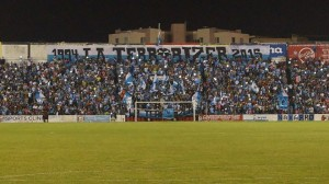 0911- Porra Terrorizer Estadio Tamaulipas