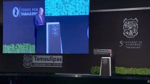 1811- Quinto informe del Gobernador de Tamaulipas