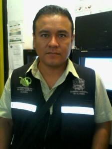 2511- Andrés Hernández Castillo, director de Medio Ambiente Altamira