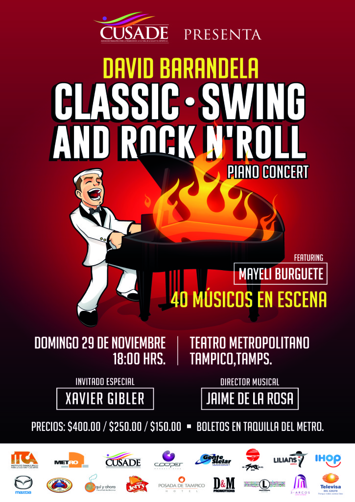 classic swing and rock and roll