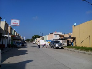 0712- Colonia Los Mangos Altamira calles