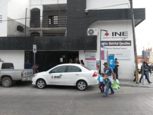 2912- INE Madero