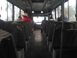 0116- Autobús transporte público sur de Tamaulipas
