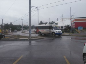 0116- Transporte Público Zona sur Tamaulipas