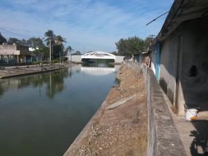 1201- Canal de la Cortadura puente perimetral Tampico
