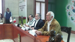 Sesión de Cabildo Tampico