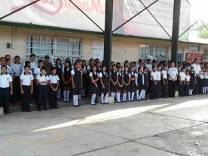 2501- Niños Escuela Primaria -Tampico- Madero - Altamira