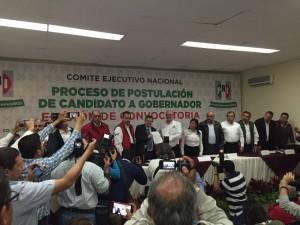 PRI Tamaulipas-convocatoria elecciones 2016. 2001