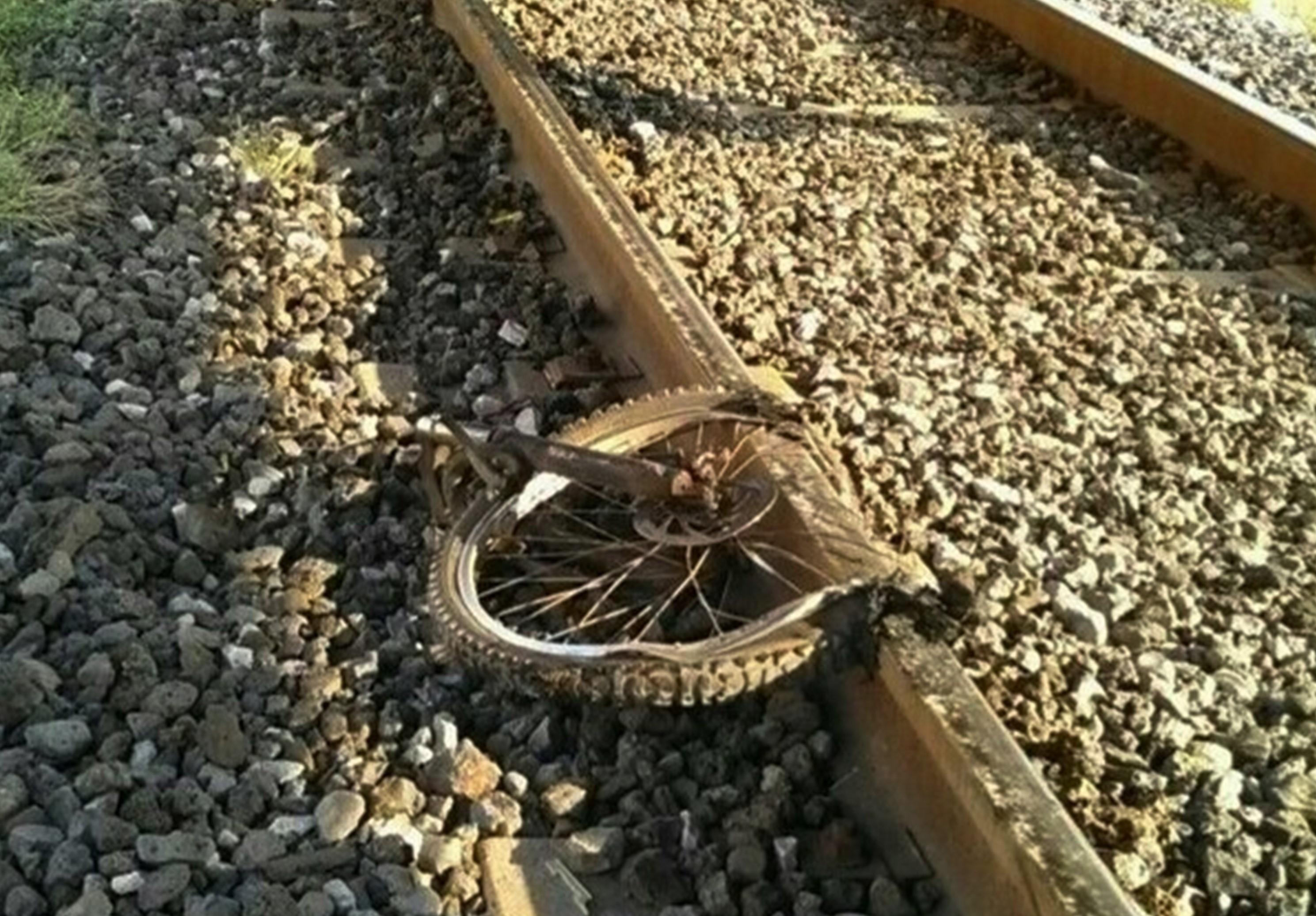 Muere el hombre que fue arrollado por el tren en Altamira ... - photo#2
