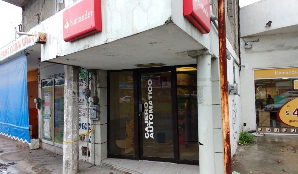 Ingresar dinero cajero automatico santander credito for Oficinas la caixa santander