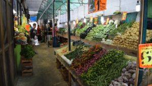 Mercado provisional Tampico