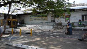 Mercados Provisionales de Tampico Fachada