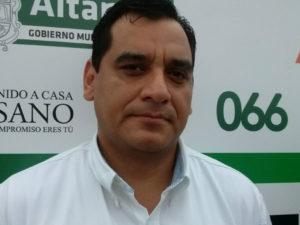 Orlando Aguilar Márquez.