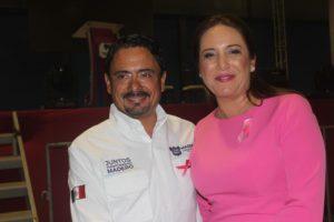 Andrés Zorrilla y Angélica de la Garza
