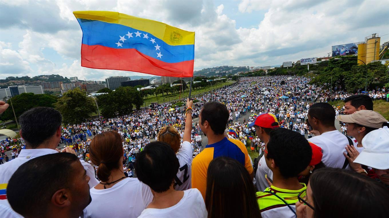 marchas-en-venezuela