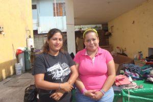 Beatriz Moreno y Celia Martínez