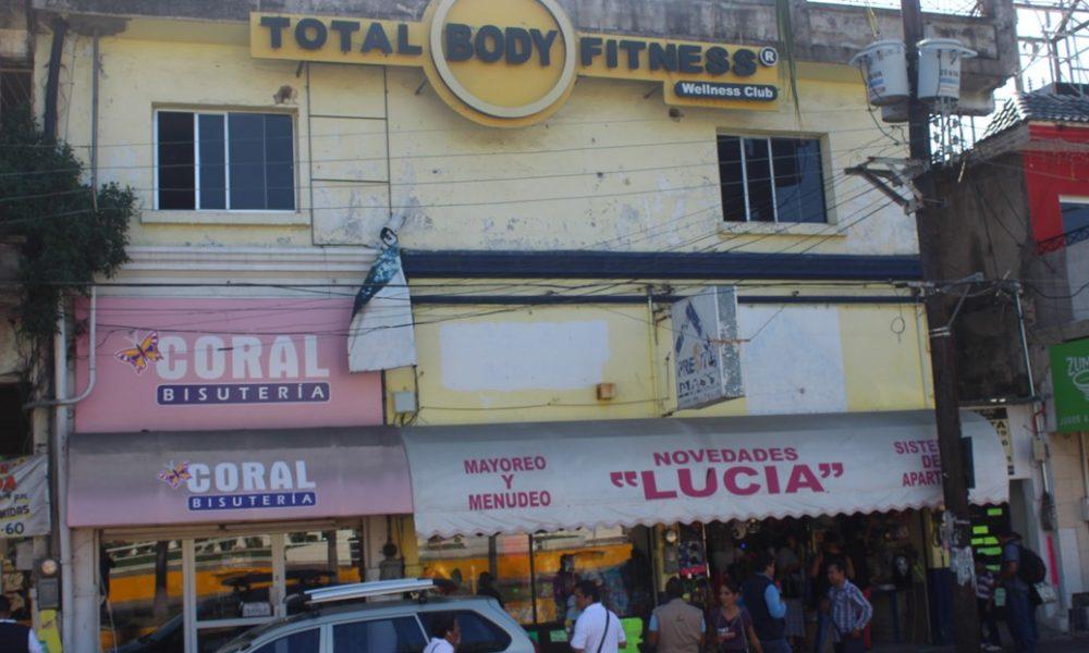 Otro robo a comercio en la zona centro de ciudad madero for Gimnasio zona centro