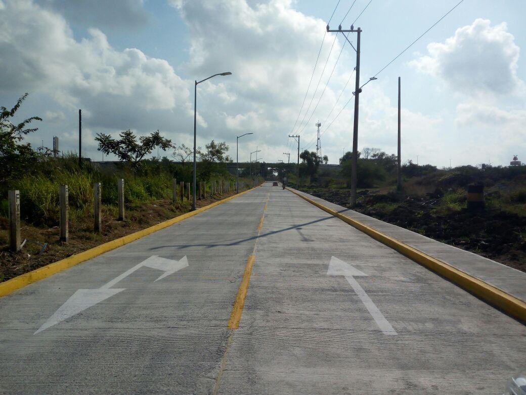 Circuito Vial : Por concluir moderno circuito vial en la zona centro de