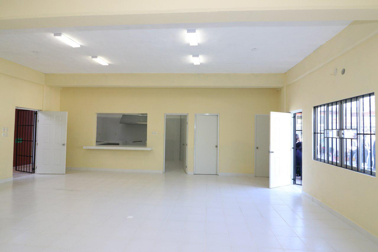 Beneficia gobierno de tampico a jard n de ni os benito for Proyecto de construccion de comedor escolar